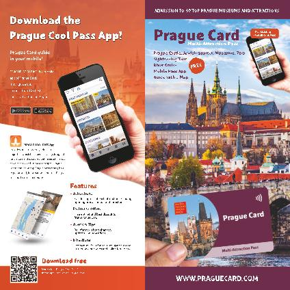 PRAGUE CARD - Tourist Pass to Prague Sightseeing and Attractions