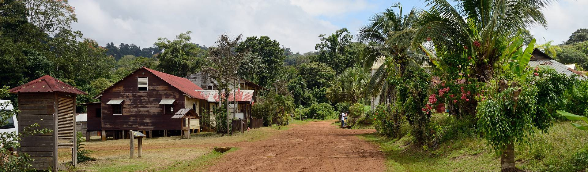 French Guiana, Impentrable Jungle