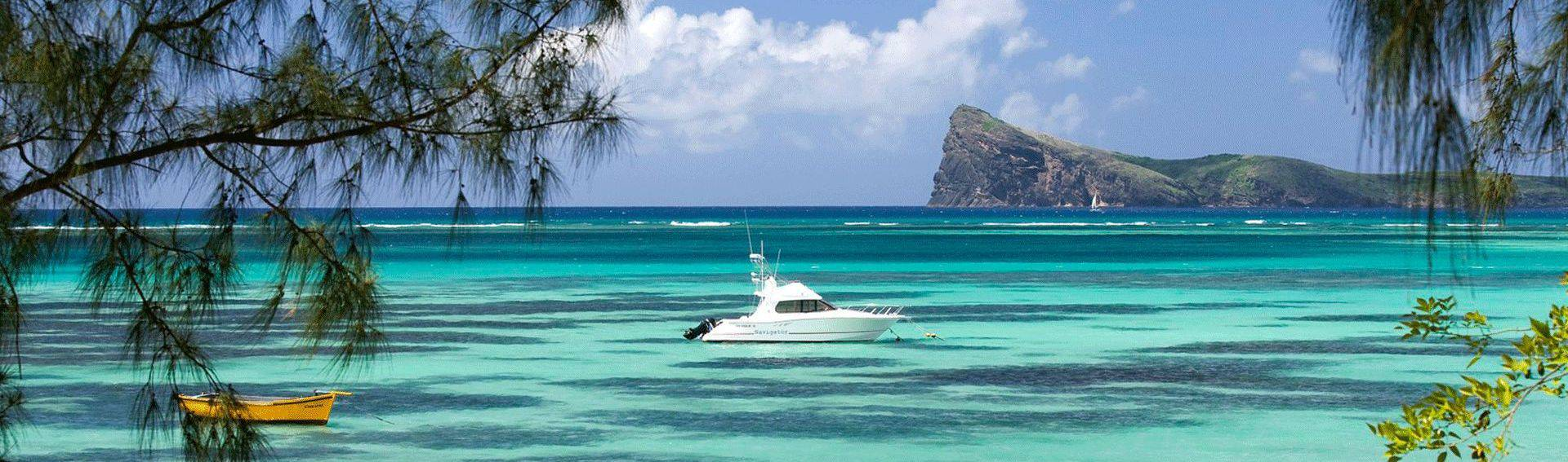 Mauritius, a sparkling crystal in the turquoise waters