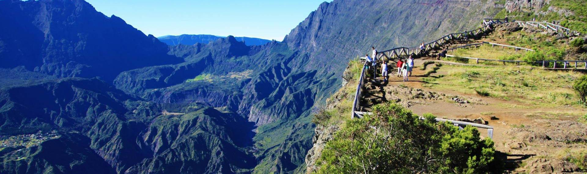 Reunion Island, Outdoor Openspaces